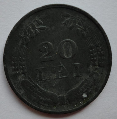 20 lei 1942 - piesa 6 - foto