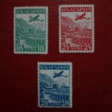 Bulgaria 1932 serie MH cota 250 euro