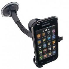 Suport + incarcator auto Samsung Galaxy S i9000 + folie + stylus - Suport auto