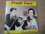 Fratii Gore cd disc Muzica de Colectie lautareasca populara jurnalul nationa