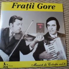 Fratii Gore Muzica de Colectie jurnalul national cd muzica lautareasca populara