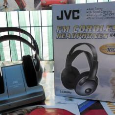 Casti JVC, Casti On Ear, Wireless
