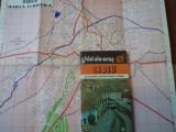 Sibiu Ghid de oras ilustrat harta carte hobby turism calatorie, Alta editura