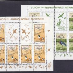 Fauna CEPT 1999 klbg   Romania .