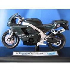 Motocicleta Triumph Daytona 955i 1:18 Alta