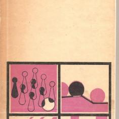 (C2153) POPICE - REGULAMENT AL JOCULUI DE POPICE, EDITURA SPORT - TURISM, BUCURESTI, 1979 - Carte sport