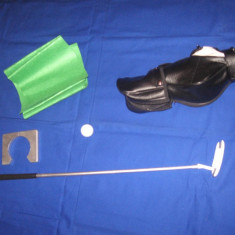 Set Minigolf de Birou - Set golf