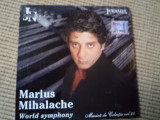 Marius Mihalache World Symphony disc cd jurnalul national muzica de colectie