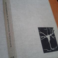 Citologie, Histologie și Embriologie de I. Steopoe