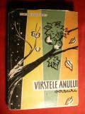Nina Cassian - Virstele Anului - Versuri -Ed.I -1957