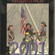 (C1602) ENCICLOPAEDIA BRITANNICA, YEAR IN REVIEW, 2001, ENCICLOPEDIA BRITANICA - Enciclopedie