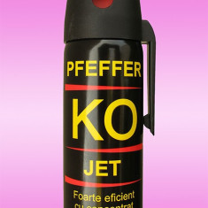 Spray cu piper ko JET-5 metri- fabricat in Germania 50 ml, GARANTIE 2 ANI - Spray paralizant