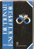 (C1600) DICTIONAR ENCICLOPEDIC, VOL. III, H-K, EDITURA ENCICLOPEDICA, BUCURESTI, 1999, COORDONARE GENERALA MARCEL D. POPA