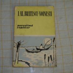 I. Al. Bratescu - Voinesti - Povestind copiilor - Editura tineretului - 1962 - Carte de povesti
