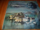 Contele de Monte Cristo LP , Vinil  2 discuri