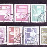1980/81 DDR MI. 2483-2650 stampilate - Timbre straine