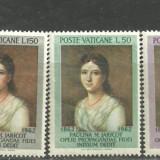 Vatican 1962 - PORTRET PAULINA M.JARICOT, serie nestampilata C24, Nestampilat