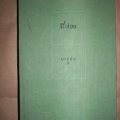 Platon - Opere (volumul 5 - Republica )