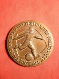 Placheta -50 Ani Federatia Fotbal Israel 1978