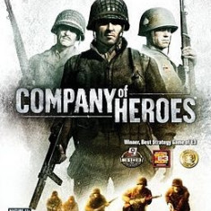 COMPANY OF HEROES - Jocuri PC Thq, Strategie, 18+, Multiplayer