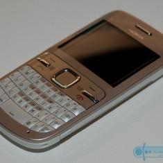 Nokia C3-00 - Telefon mobil Nokia C3, Auriu, Neblocat