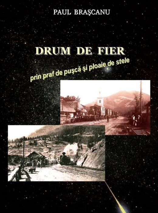 CFR - Drum de fier prin praf de pusca si ploaie de stele foto mare