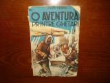 O AVENTURA PRINTRE GHETARI -    JULES VERNE -  INTERBELICA