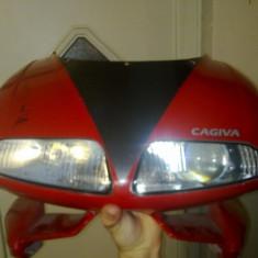 Carena Fata plus Far Moto Cagiva mito, Motocicleta, Motor, - Carene moto