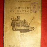 Ing. C-tin Mihailescu - Motoare cu Explozie - Ed.IIa 1941