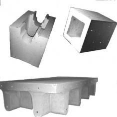 Cofraje din polistiren pentru constructii - Termoizolatie