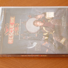 SERIALUL - RESCUE ME ( MISSIUNEA DE SALVARE ) SEASON 2 4 DVD ORIGINAL! - Film serial