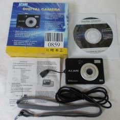 ACARI DIGITAL CAMERA 3x1 - Geanta Camera Video
