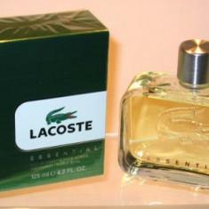 Lacoste Essential Verde Made in France - Parfum barbati, Apa de toaleta, 125 ml