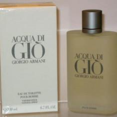 Acqua Di Gio aqua di gio 200 ml - Parfum barbati Armani, Apa de toaleta
