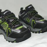 Adidasi copii Skechers Super Z - nr 20.5, Baieti, Negru