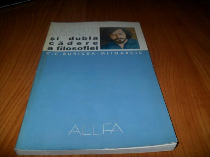 Leonid Andreev si dubla cadere a filosofiei- C.C.Buricea Mlinarcic