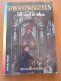 Operation Nautilus - Le reveil du volcan (carte povești pentru copii în limba franceză)