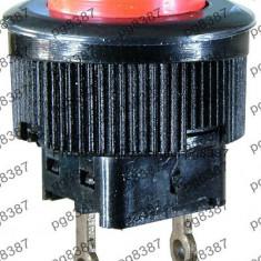 Push buton cu retinere, 18x18 mm, 16 mm-124745