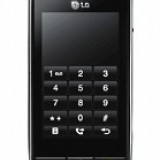 LG KU990i - Telefon LG, Negru, Orange, Single SIM, 3'', 5 MP