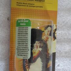 1329plu Mobile music Adapter pt. Nokia vezi foto lista de compatibilitati by Hama