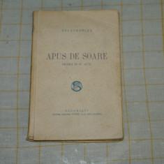 Apus de Soare - Delavrancea - Editura SOCEC - 1930 ?