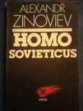 Homo sovieticus-Alexandr Zinoviev