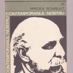Mircea Scarlat - Ion Barbu-Poezie si deziderat, 1981