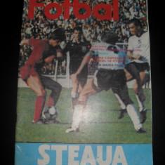 Revista Fotbal Steaua