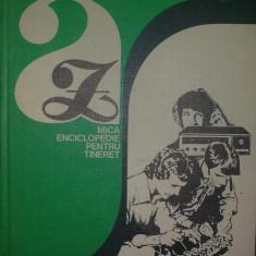 VASILE CIOBANITA - RADIORECEPTIA - Mica enciclopedie pentru tineret