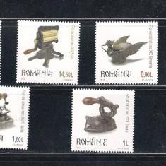 ROMANIA 2012 - FIARE DE CALCAT II LP 1951 - Timbre Romania