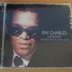 Ray Charles - Legend . The Best of The Early Years (2 CD)