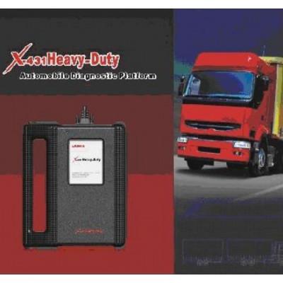 Launch X431 Heavy Duty - Interfata diagnoza camioane ORIGINAL foto