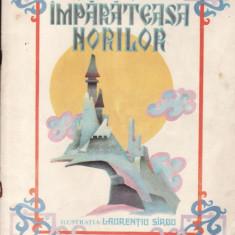 IMPARATEASA NORILOR de VIRGINIA CARIANOPOL (1986) - Carte poezie copii