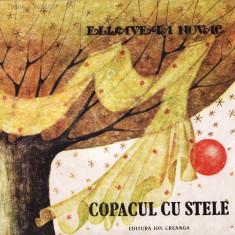 COPACUL CU STELE de ELISAVETA NOVAC (1991) - Carte poezie copii